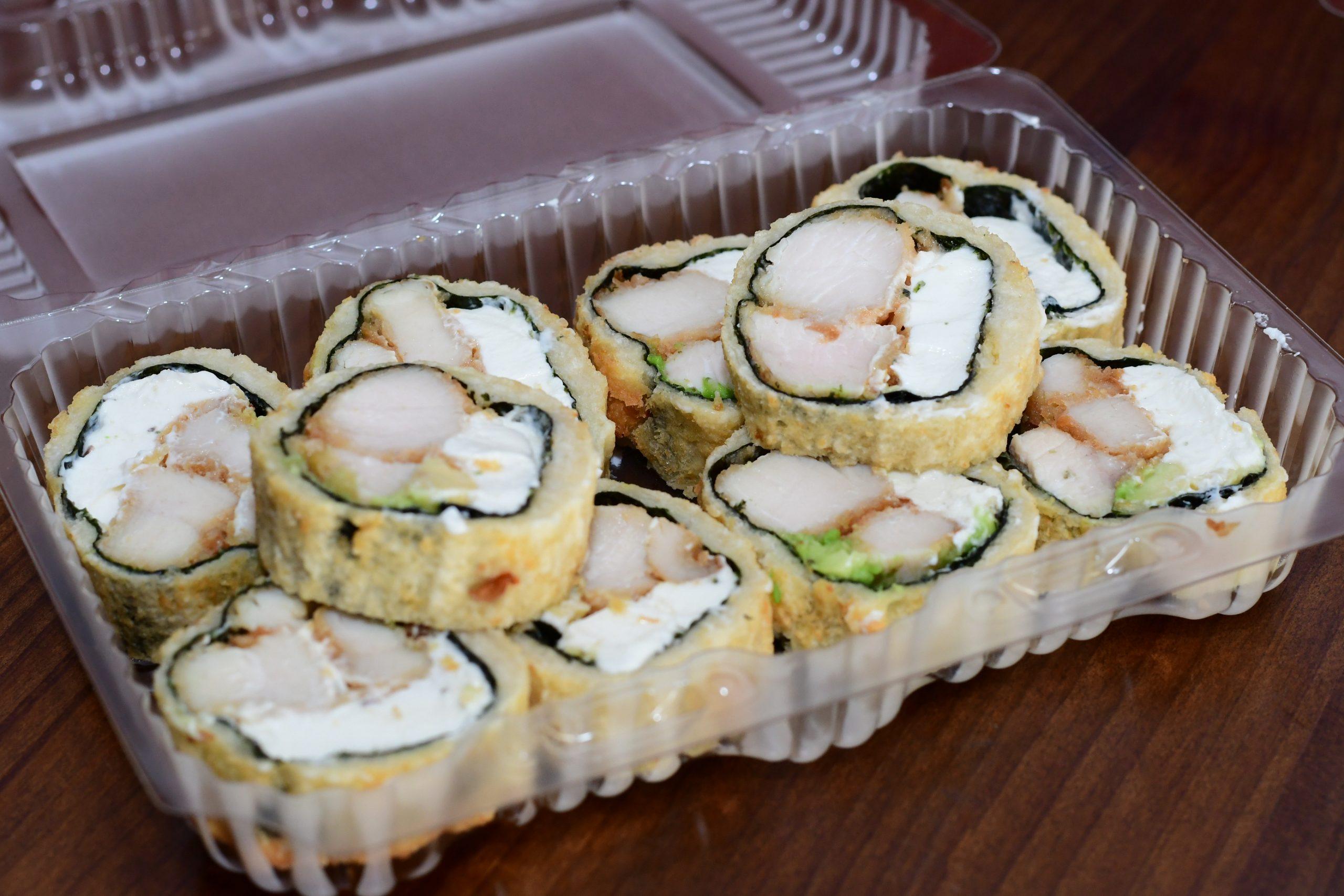 Con ustedes: el sushi sin arroz