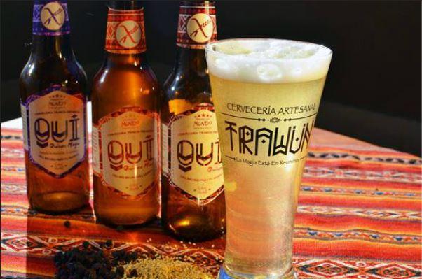 Cerveza de quinoa Chilena esta lista para dejarse caer en Australia