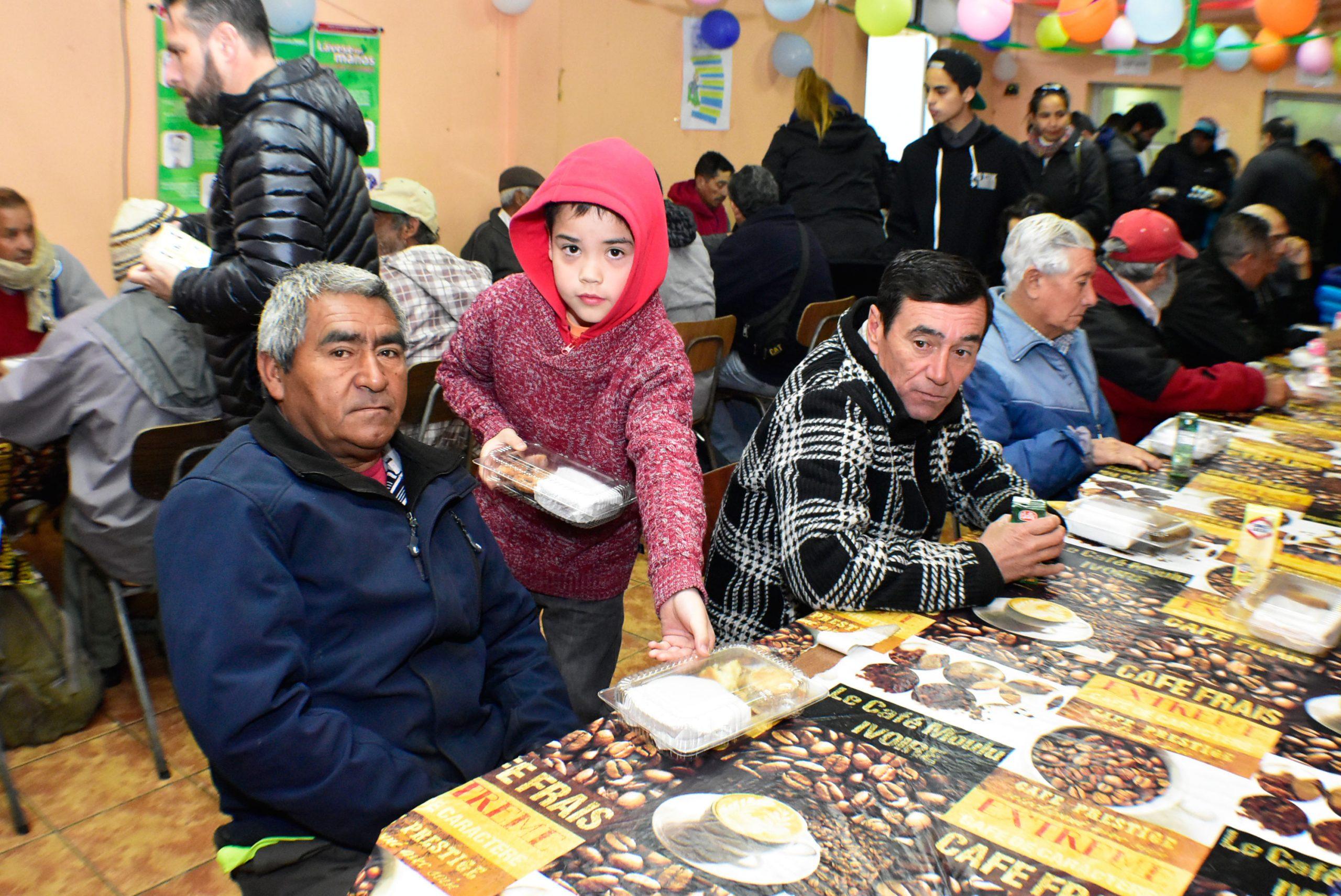 Desayuno Solidario Colegio San Luis