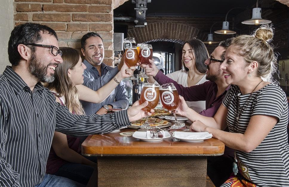 Casa Cervecera Altamira, espuma y sabores artesanales