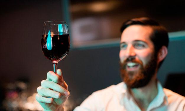 Tipos de amantes del vino