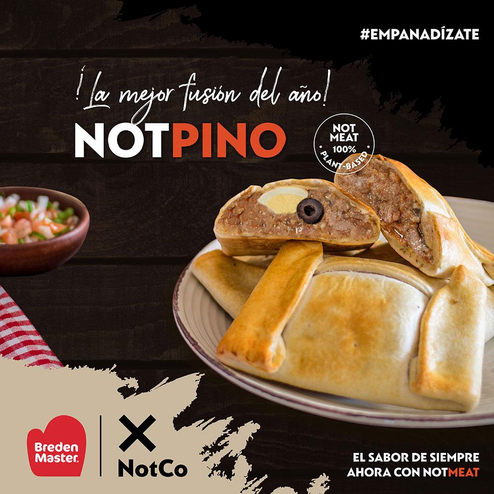 La nueva empanada NotPino